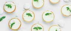 Lemon curd minipiirakat