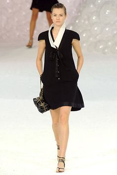 Sailor style #Chanel spring 2012 fashion week