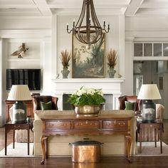 (via Living Room - nice! | b r o w n s)