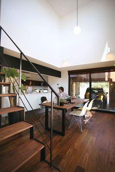 スターディ・スタイルの注文住宅・事例紹介「K-HOUSE」です。写真や間取り、価格など、詳しい事例をご覧いただけます。注文住宅のことなら注文住宅の総合情報サイト・ハウスネットギャラリー