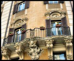 Palazzi di Roma - Rione III Colonna