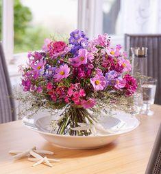 FDF - Fachverband Deutscher Floristen e.V. Bundesverband: BBH-FDF Straußoffensive: Juni-Sträuße machen Lust auf Sonne und Sommer