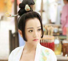 《美人制造》杨蓉唐妆惊艳 连配角也显美,最喜欢这张了。
