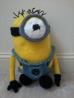 Crafty CCC: Tutorial: Despicable Me Minion: Part 5: Feet and L...