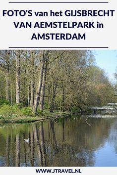 Tijdens mijn wandeling langs de Groene Zuidas in Amsterdam kwam ik o.a. langs en door het Gijsbrecht van Aemstelpark, een langgerekt en smal park in de Amsterdamse wijk Buitenveldert. Mijn foto's van het Gijsbrecht van Aemstelpark zie je op mijn website. Kijk je mee? #gijsbrechtvanaemstelpark #amsterdam #zuidas #jtravel #jtravelblog #fotos Amsterdam, Van, Vans