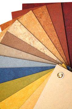 looking to improve indoor air quality substitute linoleum for vinyl flooring