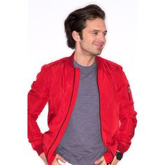 Sebastian Stan ❤ liked on Polyvore featuring sebastian stan