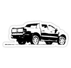 ford ranger sticker - Google Search