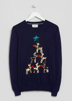 Novelty Christmas Jumper - Matalan