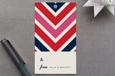 Swiss Alps 1978 Gift Tags by toast & laurel   Minted