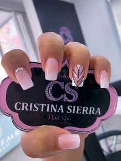 Aycrlic Nails, Nail Manicure, Pink Nails, Glitter Nails, Dream Nails, Love Nails, How To Do Nails, Gorgeous Nails, Pretty Nails