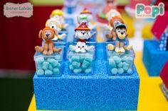 Hoje temos esta linda Festa Patrulha Canina! Imagens e decoração Popi Design de Eventos. Lindas ideias e muita inspiração. Bjs, Fabiola Teles.                Mais ideias...