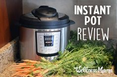 The Instant Pot is a multi-purpose electric programmable pressure cooker that is also a rice cooker, yogurt maker and more.