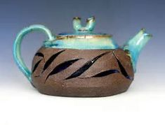 Image result for Handmade Ceramic Teapots