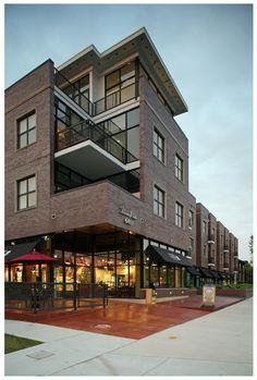Demun Pointe Condominiums - Clayton, MO