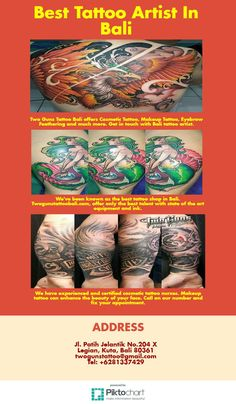 Best Tattoo Artist In Bali  Find the best tattoo artist in Bali, We know what looks normal and what does not and we'll assist you in any way that we can. http://www.twogunstattoobali.com/