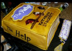 30 Gorgeous and Delicious Literary Cakes