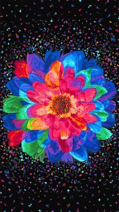 Fondo de flor