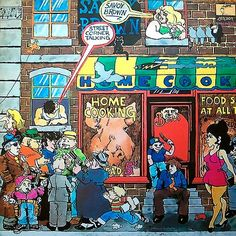Savoy Brown Street Corner Talking – Knick Knack Records