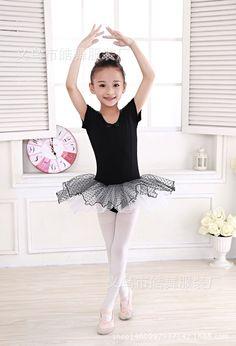 >> Click to Buy << Children's Ballet Dancing Suit Children Dance Practice Uniforms Girls Short Sleeve Latin Dance Costumes Stage Suit B-5637 #Affiliate