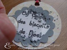 Mélange pour la peinture à gratter: Mélanger 1 mesure de savon à vaisselle pour deux mesures de peinture acrylique