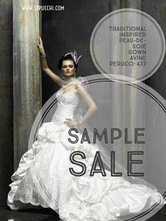 Shop Our Sample Sale Its On Going Yes You Heard That Right Couture BridalCouture Wedding GownsBRIDAL