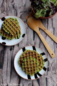 Rock The Bretzel, Brunch, Waffles, Pancakes, Snacks, Eat, Cooking, Breakfast, Recipes