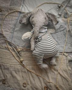 слоник тедди, мастер-класс