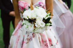 wedding flowers bridal bouquet www.dearandtine.com www.albaroses.com.au