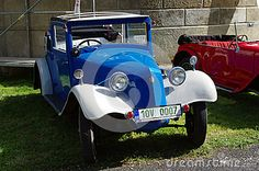 Antique Car Tatra - Download From Over 35 Million High Quality Stock Photos, Images, Vectors. Sign up for FREE today. Image: 47936315