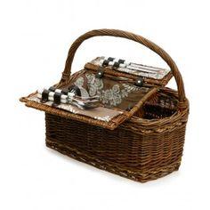 Cos picnic 2 persoane, Esse