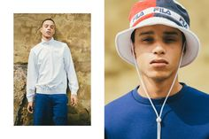 FILA UK 16 S/S Vintage Collection - 아이즈매거진