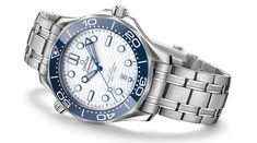Omega Seamaster Diver 300M Tokyo 2020: Der Countdown läuft Panerai Submersible, Omega Seamaster Diver 300m, Apple Watch 1, 2020 Olympics, Watch Blog, Bell Ross, Hand Watch, Porsche Design, High Jewelry
