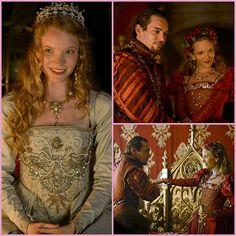 Queen Kathryn Howard, The Tudors