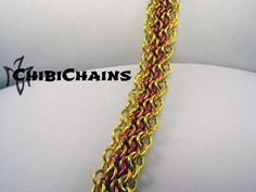 Bracelet - Oops or Euro 4 in 1 Bias 2 by Chibichains