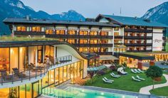 Hotel Rieser Aktiv & Spa Resort - Pertisau - Achensee - lowcarb-ketogen.de
