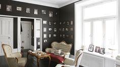 經典時尚黑與白瑞典公寓 - DECOmyplace