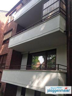 Rücksicht auf die Bewohner ist das A und O wenn wir in Bremen und umzu Balkone sanieren.