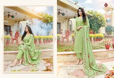 Brand:- KALA Catalog Name:- SUHANI Type:- SUIT RATE:- 1451\- TOP :- GORGET EMBROIDERY WITH SEQUENCE WORK INNER & BOTTOM :- HEAVY SANTOON DUPATTA :- POLY CHINNON SEQUENCE WORK WITH DIGITAL PRINT  ORDAR DM US : +919157107095 Set to set  GST 5 Percent Extra #kala #suhani #kalasuhani #suit #suits #salwarsuits #gorgettet #embroiderywork #sequencework #heavysantoon #oply #chiffon #digitalprint #the #style #thestyle #thestyleindia #thestylewholesle #thestylewholesaler #wholesale #wholesaler #exporter Indian Sarees, Salwar Suits, Anarkali, Kurti, Bollywood, Cover Up, Chiffon, Fabric, Collection