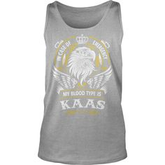 KAAS In case of emergency my blood type is KAAS -KAAS T Shirt KAAS Hoodie KAAS Family KAAS Tee KAAS Name KAAS lifestyle KAAS shirt KAAS names #gift #ideas #Popular #Everything #Videos #Shop #Animals #pets #Architecture #Art #Cars #motorcycles #Celebrities #DIY #crafts #Design #Education #Entertainment #Food #drink #Gardening #Geek #Hair #beauty #Health #fitness #History #Holidays #events #Home decor #Humor #Illustrations #posters #Kids #parenting #Men #Outdoors #Photography #Products #Quotes…