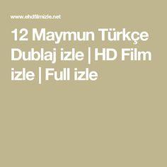 12 Maymun Türkçe Dublaj izle | HD Film izle | Full izle