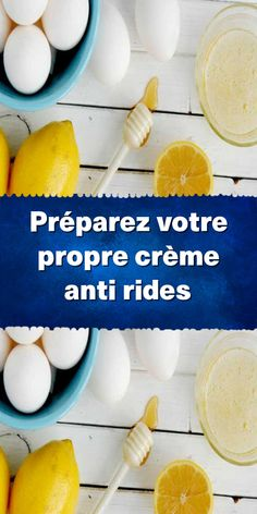 Creme Anti Rides, Fruit, Sculpture, Decoration, Beauty, Sodas, Skin Care Remedies, Healthy Skin, Face Wrinkles