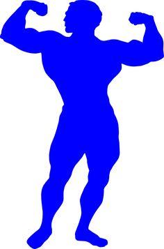 Bodybuilder Muscles Man Make transparent image