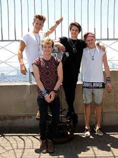 The Vamps - Empire State Building