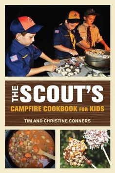 Hungry for Troll Stew, Snake on a Stick, or Dirty Marshmallows? Theyre in here! As with The Scouts Outdoor Cookbook, this all-new guide brings together outdoor recipes, methods, and tips for a Scout-f