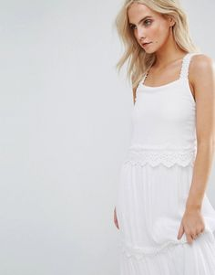 River Island Petite Tess Maxi Dress
