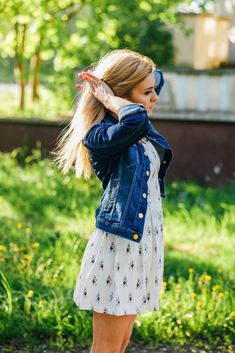 Kasia Tusk w sukience sugarfree