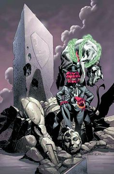 Superman: Action Comics - Superman and the Fiend from Dimension 5  Superman faces the reality bending fiend called vyndktvx