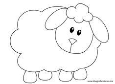 Visita l'articolo per saperne di più. Applique Templates, Applique Patterns, Applique Designs, Quilt Patterns, Art Drawings For Kids, Drawing For Kids, Easy Drawings, Art For Kids, Felt Crafts