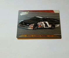 Skoal Classic Racing #1 Action Packed Racing Card